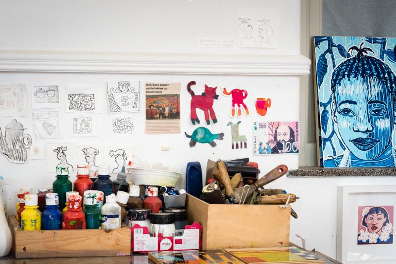 Atelier Diana van Hal S1